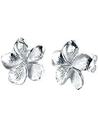 Intelligent Damen 925 Silber Finger Ring Blume Blüte Blatt Baum Ast Natur Schmuck Geschenk Uhren & Schmuck