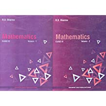 Mathematics for Class 11  (set of 2 volumes) Examination 2020-2021: Vol. 2