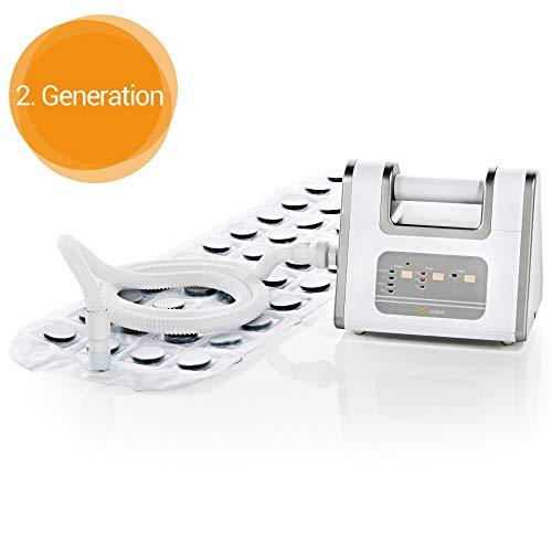 Medisana BBS Luftsprudelbad, Whirlpoolmatte mit Aromaspender, 3 Intensitätsstufen, Timer-Funktion, für jede Badewanne geeignet, mit Fernbedienung, 2. Generation