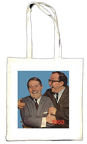 MORECAMBE et Wise 1968 Totebag
