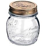 12 Stk. Quattro Stagioni 0,25 Liter Einmachglas Vorratsglas von Bormioli