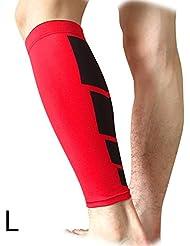 Manteau de compression pour veau, Chaussettes de compression KIROLAK pour pantalons Chaussettes à compression unisexe pour les jambes pour éponge, soulagement de la douleur et récupération