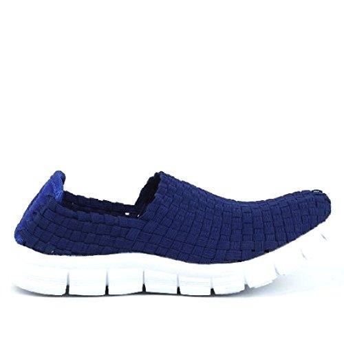 Zapato XTI combinado navy