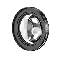 Neewer 52mm 10X Macro Primer Plano Lente con Vidrio Antirreflectante HD ...