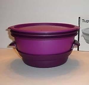 tupperware smartsteamer in purple royal amethyst by tupperware k che haushalt. Black Bedroom Furniture Sets. Home Design Ideas