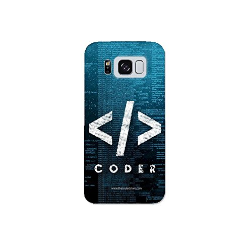Coder Galaxy S8 Plus Mobile Case By The Souled Store