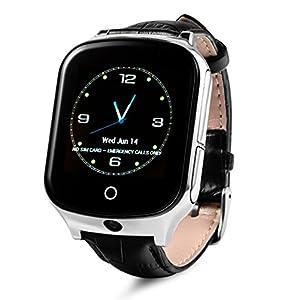 Kinder GPS Smartwatch GPS SOS Tracker mit Kamera Uhr 3.2 Gen – INNOGAD