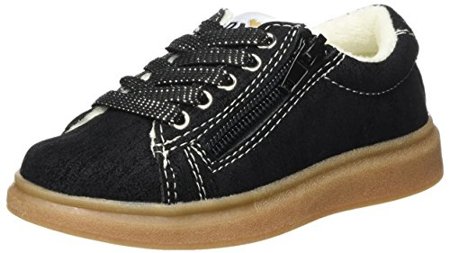 Primigi Pcr 8305, Sneakers Basses garçon, Noir (Nero), 24 EU