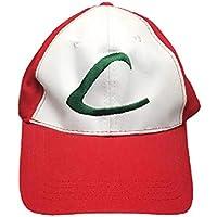 ff5d81f11c1 Hilai 1pc Sports Pokemon Ash Ketchum Cap Pokemon Baseball Cap Hat For  Cosplay