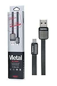 Remax Premium Metal USB Data Cable For Samsung Galaxy Win