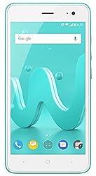 Wiko Jerry 2 12,7 cm (5 Zoll) Smartphone (5MP Kamera, 8 GB internen Speicher, 1GB RAM, Dual-SIM, Android Nougat) türkis