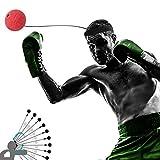 HNSKFYBL Boxe Reflex Speed   Punch Ball MMA Sanda Boxershorts Forza Allenamento Della Vista Dellocchio Set Stressboxen Muay Thai Esercizio -