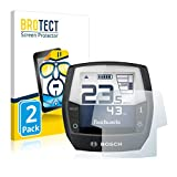 BROTECT 2x Schermbeschermer compatibel met Bosch Intuvia Performance Line (E-Bike Display) Screen protector transparant