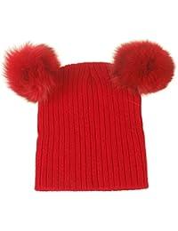 Amazon.es  bebe - Rojo   Sombreros y gorras   Accesorios  Ropa bba8bae1aad