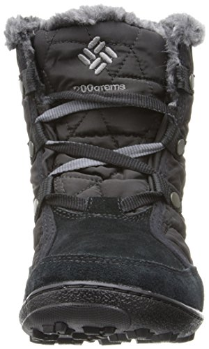 Columbia Minx Shorty Omni-Heat, Chaussures Multisport Outdoor femme, Noir (010), 41 EU (8 UK) Noir (010)