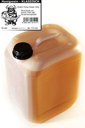 Met - Klassisch lieblicher Honigwein 10 ltr. Kanister