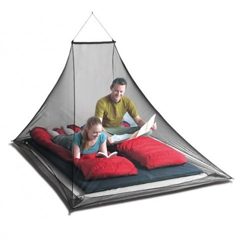 Moustiquaire Sts Mosquito Pyramid Net Double