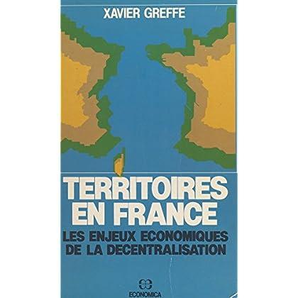 Territoires en France : les enjeux économiques de la décentralisation
