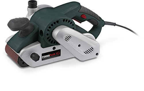 Powerplus powxq5406Belt Sander 1200W POWER Sander–Bandschleifmaschine (220x 445x 225mm, 7.3kg, 1200W)