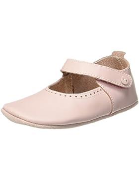 Bobux Baby Mädchen Mary Jane Hellrosa Slipper, Pink (Rosa), XL