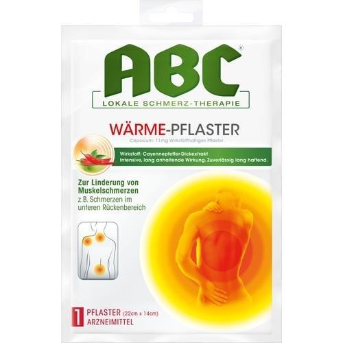 ABC Wärme-Pflaster Capsic 1 stk