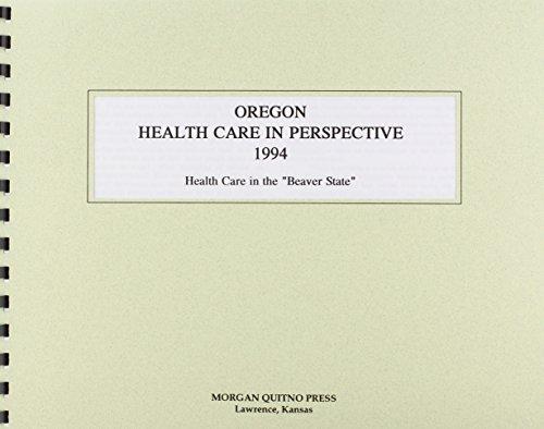 Oregon Health Care Perspective 1994