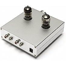 LaDicha Pre-Amplificador De Bricolaje Pre-Amplificador Estéreo Hi-Fi Preamp Douk Audio