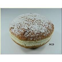 Alimentos falsa buñuelos con azúcar glas – Pastelería falsa