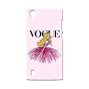 BLUEDIO Designer Printed Back case cover for VIVO Y15 / Y15S - G0111
