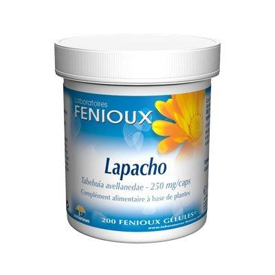 Fenioux Lapacho 250Mg. 200Cap 1 Unidad 200 g