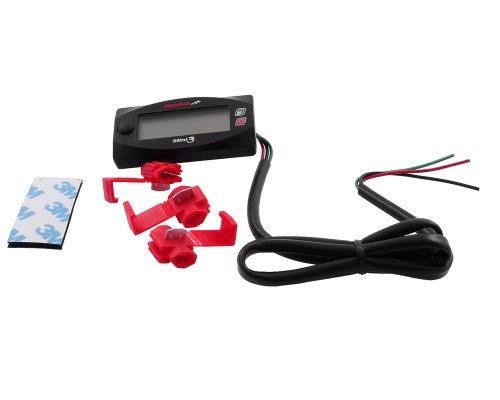 Tankanzeige KOSO Mini Style digital Display weiss