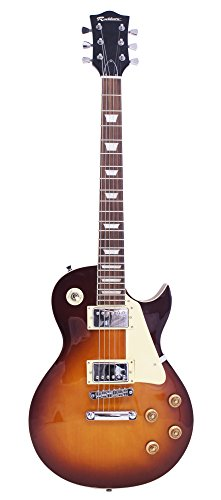 rockburn-lp2-electric-guitar-sunburst