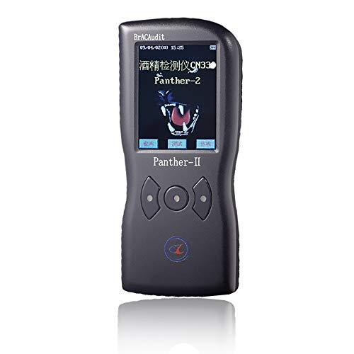 Alkoholtester Mobiles Digitales Atem-Alkoholmessgerät + Bluetooth-Drucker Kann Mehr Als 500 Mal Kontinuierlich Messen Kann 4000 Testaufzeichnungen Speichern