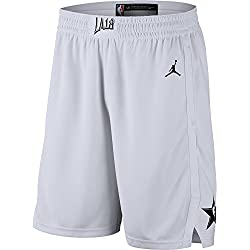 Nike NBA All Star Game 2018 Los Angeles Short Oficial Jordan Brand, Pantalón corto de Hombre