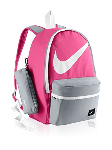 Nike Young Athletes Halfday Bt - Mochila para niños, color rosa, talla única