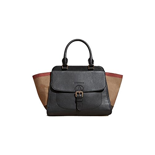 burberry-bolso-de-asas-para-mujer-negro-negro-talla-unica-negro-talla-unica