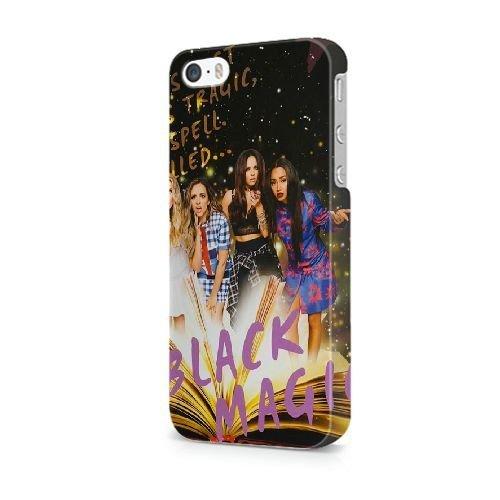 iPhone 5/5S/SE coque, Bretfly Nelson® KTM MOTO CROSS Série Plastique Snap-On coque Peau Cover pour iPhone 5/5S/SE KOOHOFD917673 LITTLE MIX - 010