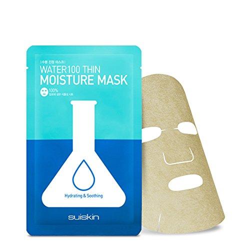 Ultimative Fluid (suiskin Tuchmaske aus Korea für ultimative Feuchtigkeit mit 11 schweizer Kräutern und Birkenwasser)