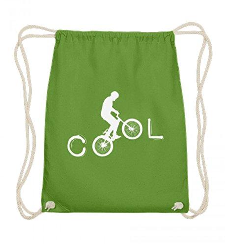 Preisvergleich Produktbild Hochwertige Baumwoll Gymsac - cool BMX - das Shirt für alle coolen Fahrrad Fahrer, BMX und Crossbike