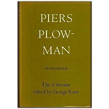 "Piers Plowman: ""A"" Version"