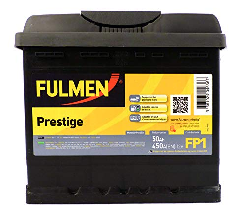 Fulmen Prestige Batterie Auto 450A 50Ah