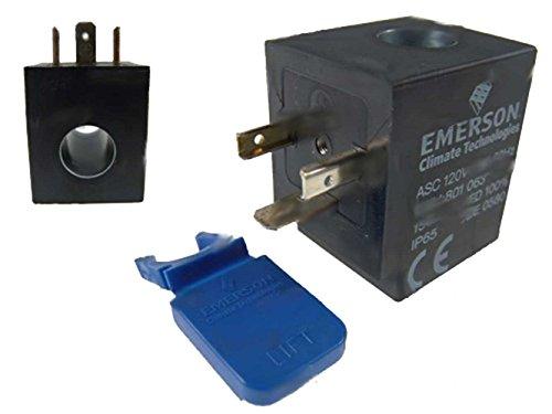 Spule für Magnetventil Alco, ASC 120 V, AC, 9 W, 50/60 Hz, 801063 (Magnetventil-120v)