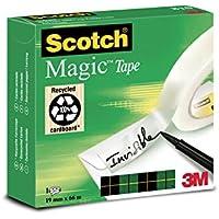 Scotch 56041 Nastro Adesivo Invisibile Permanente, 1