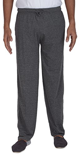 CredyDoll Sports Men's Cotton Track Pant (CD_BT_CGREY--L, Grey, Large)