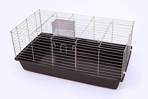 Gabbia per porcellini d'india, conigli, roditori, gabbia xl, 1,00m