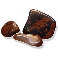 Mahagony-Obsidian Trommelstein Packungsgröße - Steingröße: 1000g preisvergleich bei billige-tabletten.eu