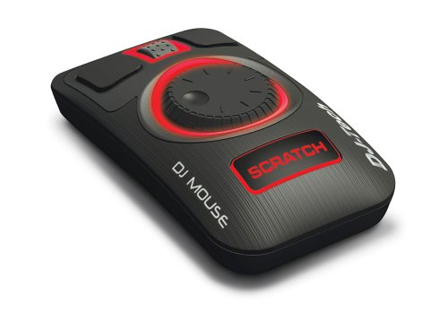DJ-Tech DJMOUSETK DJ Maus inklusive Software