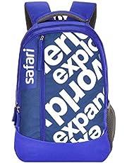SAFARI 23.5 Ltrs Black Casual Backpack (JOURNEY19CBBLK)