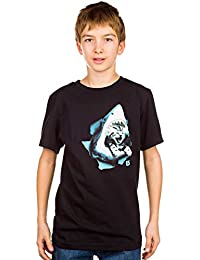 Burton T-Shirts - Burton Boys T-Shirt - Heather...