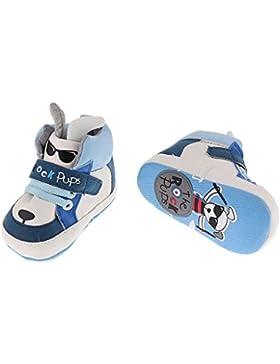 Sharplace Baby Mädchen Kleinkind Infant Krippe Schuhe Weiche Sohle Prewalker Schuhe